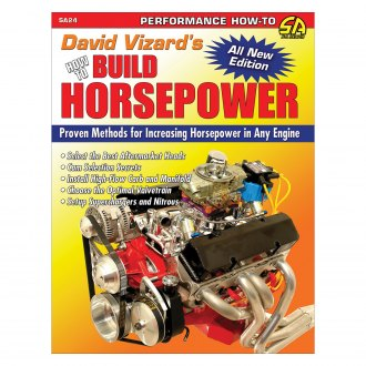 S-A Design® - David Vizard's How to Build Horsepower