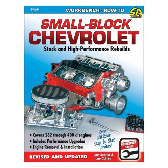 S-A Design® - Small-Block Chevrolet: Stock and High-Performance Rebuilds