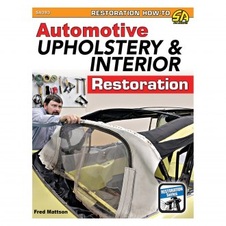 S-A Design® - Automotive Upholstery and Interior Restoration
