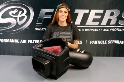 75-5090 - S&B® Air Intake System Video (Full HD)