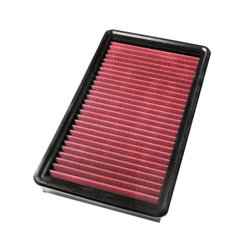 S&B® - Oiled Cleanable Cotton Panel Red Air Filter