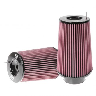 S&B® - Cleanable Cotton K&N Replacement Red Air Filter