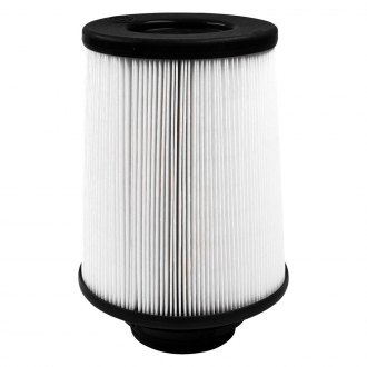 S&B® - Dry Disposable Round Tapered White Air Filter