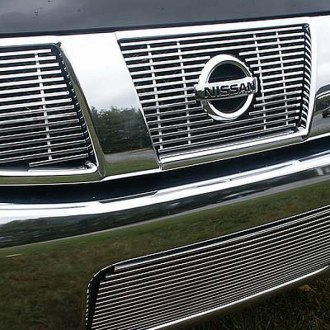 SAA® - Chrome Main and Bumper Billet Grille