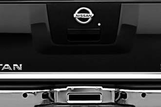 SAA® - Chrome Tailgate Trim