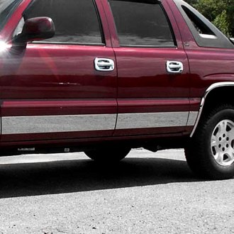 SAA® - U-Type Polished Rocker Panel Covers