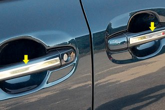 SAA® DH11150 - Chrome Door Handle Cover