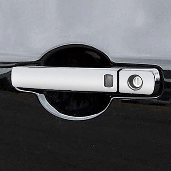 SAA®   Polished Door Handle Covers