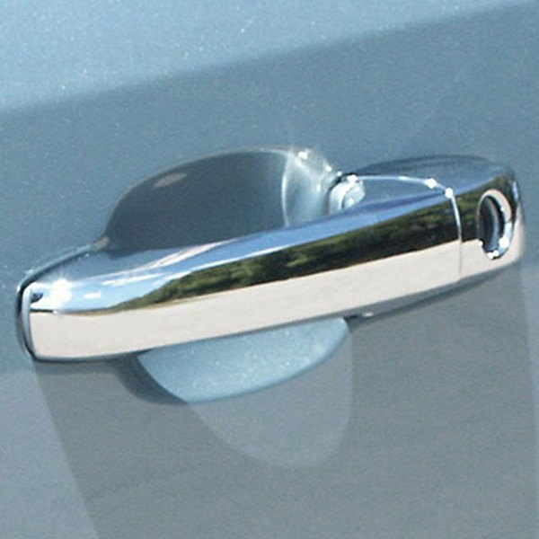 Image may not reflect your exact vehicle! SAA® - Chrome Door Handle Covers