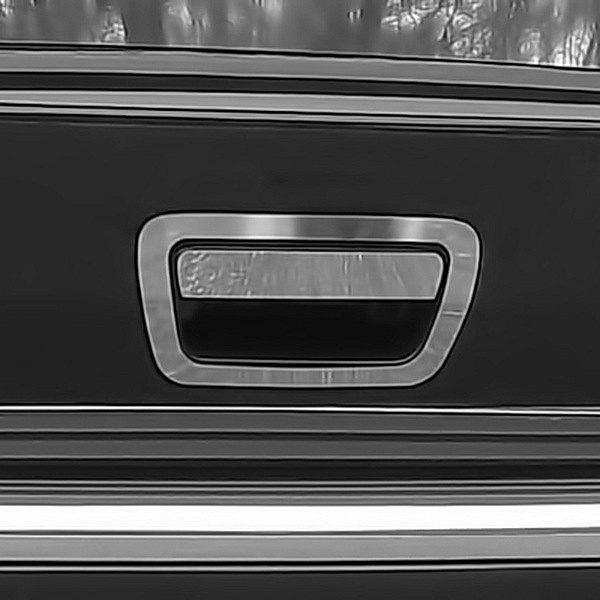 2015 Jeep Cherokee Interior: Polished Rear Hatch Trim