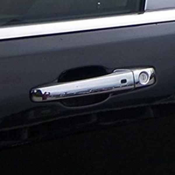 Dodge Grand Caravan 2012-2018 Chrome Door Handle Covers