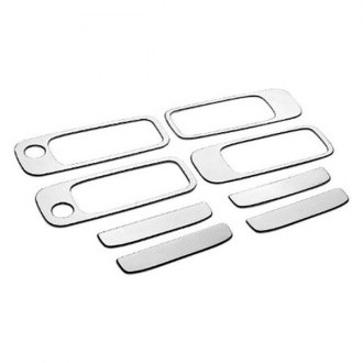 SAA® - Stainless Steel Door Handle Trim