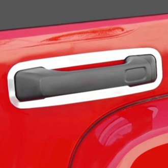 SAA® - Polished Door Handle Surround Trim