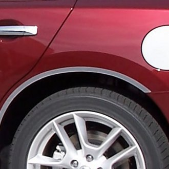 SAA® - Stainless Steel Fender Trim