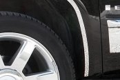 Image may not reflect your exact vehicle! SAA® - Fender Trim
