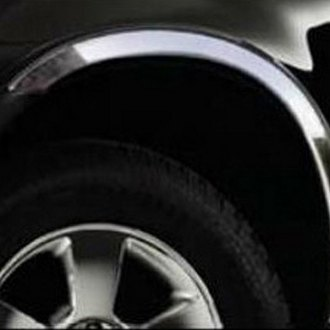 SAA® - Polished Bolt-On Fender Trim