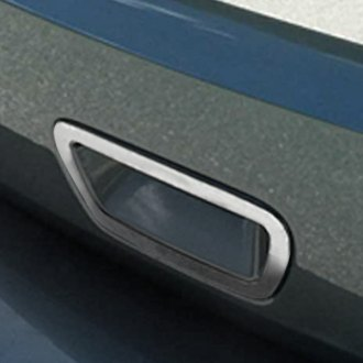 SAA® - Polished Rear Hatch Handle Surround