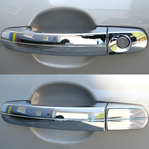 Saa ford escape 2013 2017 chrome door handle covers - 2013 ford escape interior door handle ...