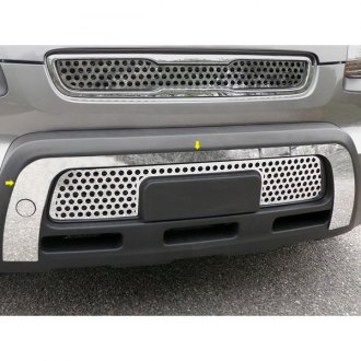 SAA® - Polished Front Bumper Accent