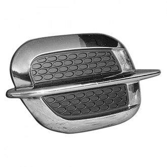 SAA® - Chrome with Black Side Vents