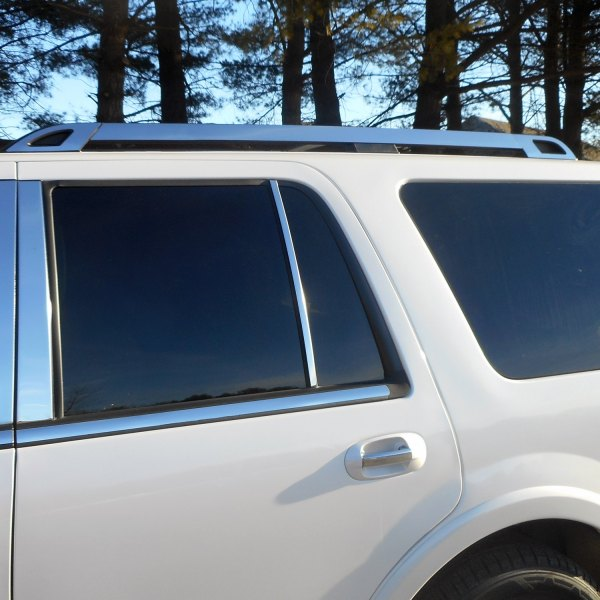 Ford Expedition 2008 For Sale: Ford Expedition 2015 Polished Roof Rack Trim