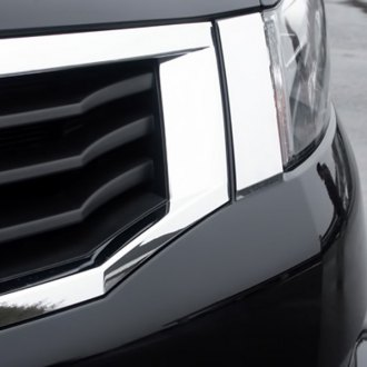 SAA® - 2-Pc Polished Main Grille Accent Trim
