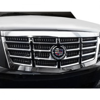 SAA® - 4-Pc Polished Main Grille Accent Trim