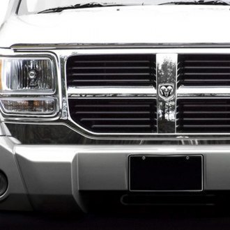 SAA® - 1-Pc Chrome Lower Main Grille Extension