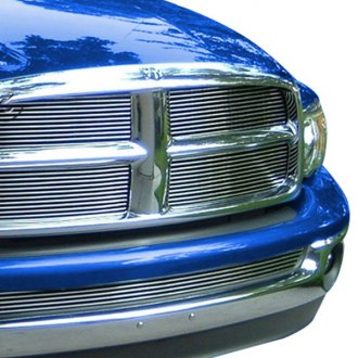 SAA® - 4-Pc Polished Billet Main Grille