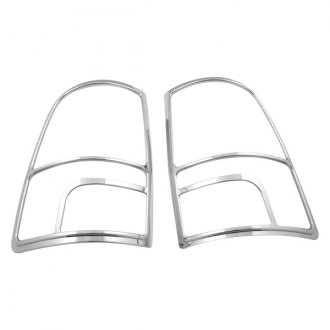 SAA® - Chrome Tail Light Bezels
