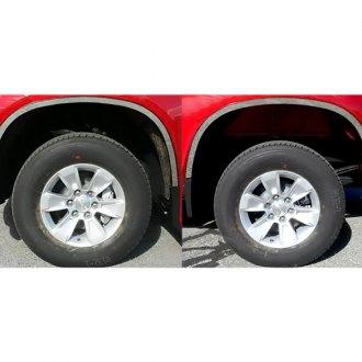 Chevy Silverado Chrome Fender Trim & Moldings – CARiD com