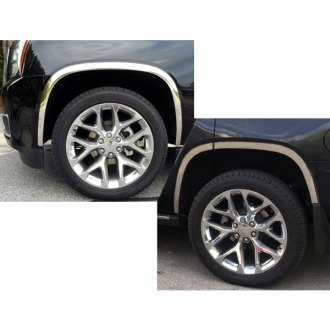 SAA® - Polished Replacement Fender Trim