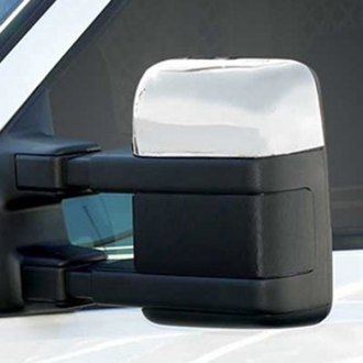 SAA® - Chrome Towing Mirror Covers