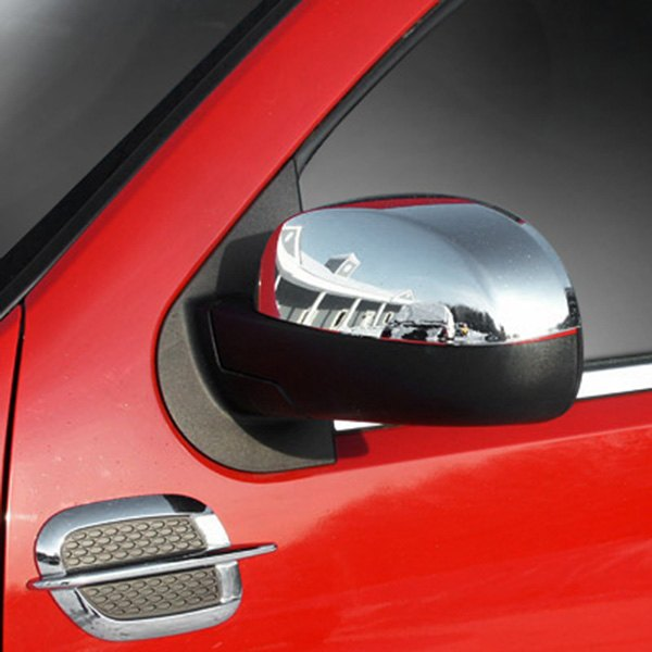 Image may not reflect your exact vehicle! SAA® - Mirror Covers
