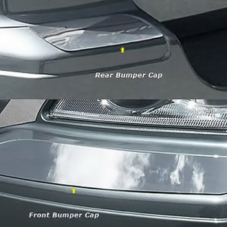 SAA® - Polished Front and Rear Bumper Caps