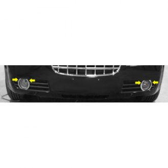 SAA® - Front Foglight Trim Surround
