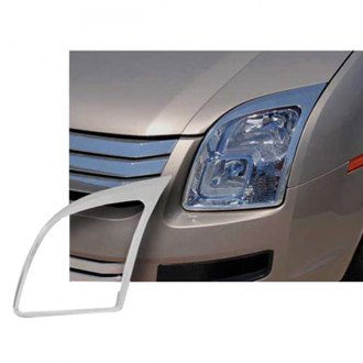 SAA® - Custom Chrome Headlight Bezels