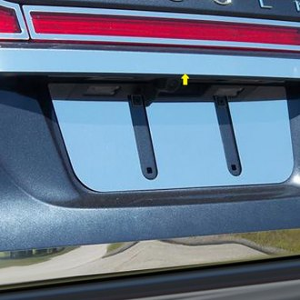 SAA® - License Plate Bar Trim