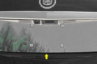 SAA® - License Plate Trim
