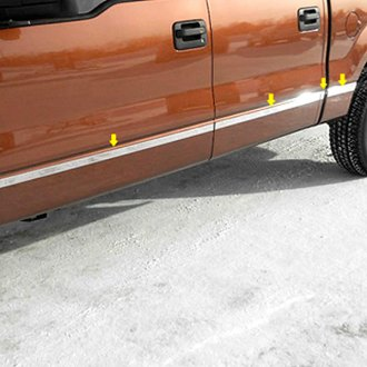 SAA® - I-Type Rocker Panel Trim