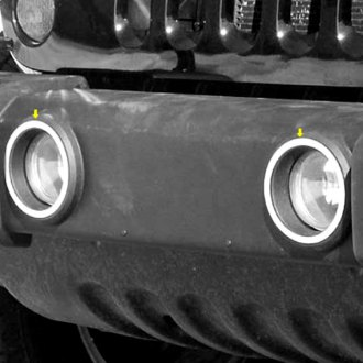 SAA® - Front Fog Light Bezels