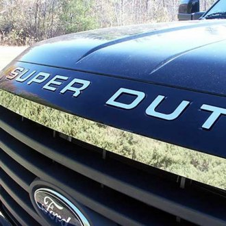 SAA® - Stainless Steel SUPER DUTY Lettering