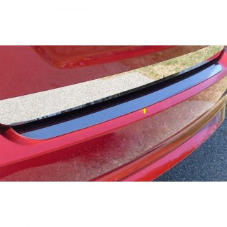 SAA® - Polished Rear Bumper Cover