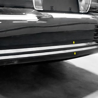SAA® - Polished Rear Bumper Trim
