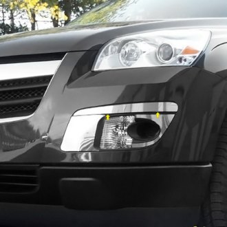 SAA® - Polished Front Bumper Covers
