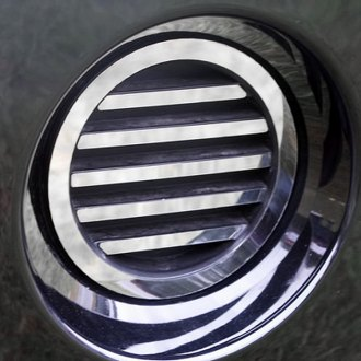 SAA® - Polished Front Vent Covers