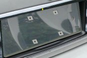 SAA® - License Plate Bezel