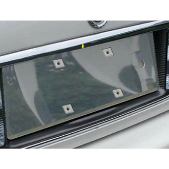 SAA® - Polished License Plate Bezel