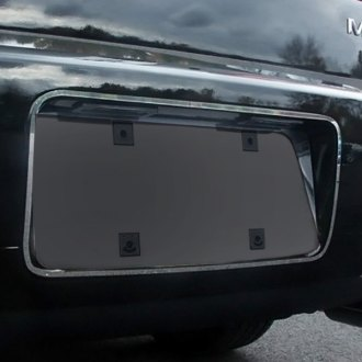 SAA® - Polished License Plate