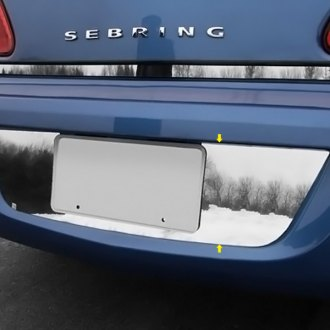 SAA® - License Plate Bezels